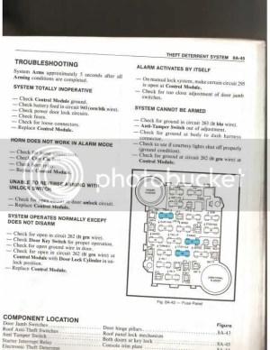 1982 Fuse Box Diagram  CorvetteForum  Chevrolet Corvette