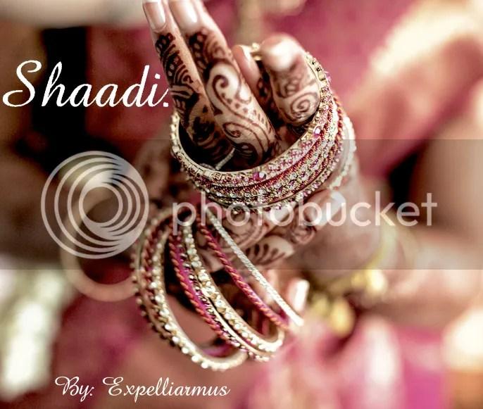 Chapter Nine (All parts up) | Shaadi