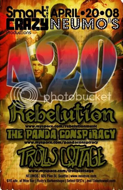 Rebelution Concert Seattle at Neumos