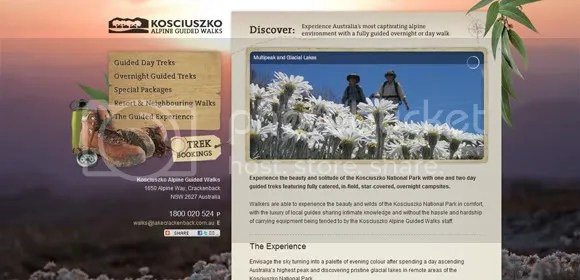 Kosciuszko Alpine Guided Walks