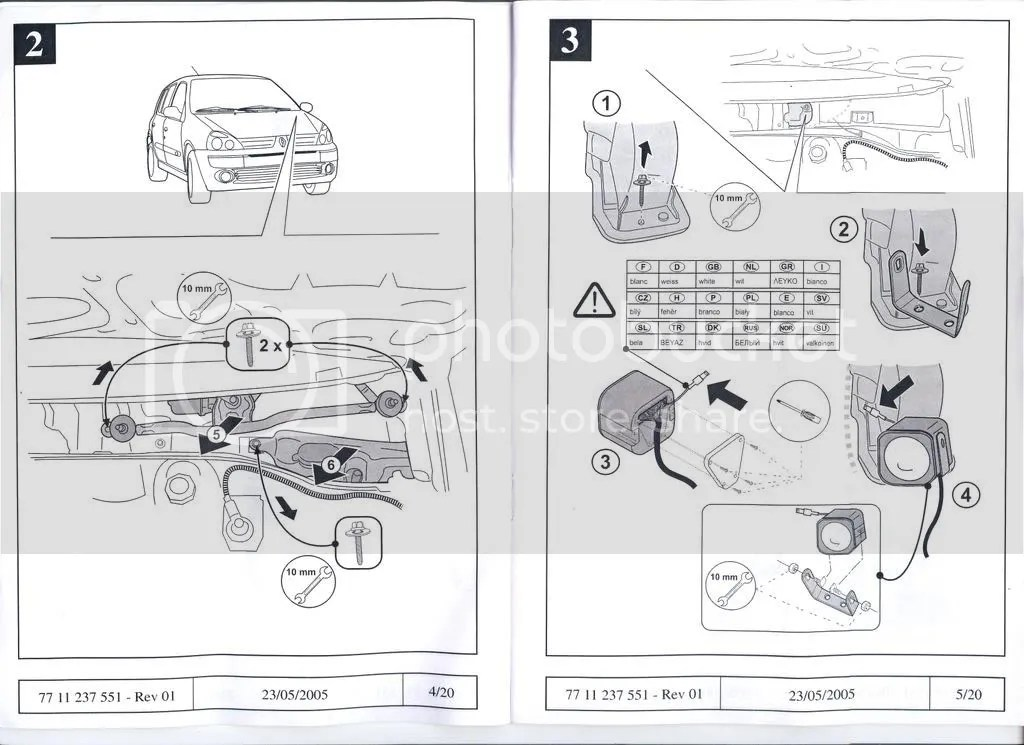 Cobra alarm manual