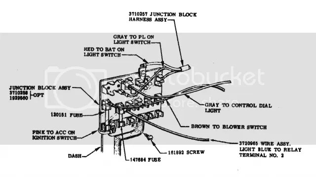 WIRING DIAGRAM FOR 57 CHEVY DASH GAUGES - Auto Electrical ... on