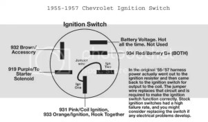 Problem with headlight switch  Page 3  TriFive, 1955 Chevy 1956 chevy 1957 Chevy Forum