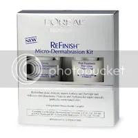 L'Oreal ReFinish Micro-Dermabrasion Kit