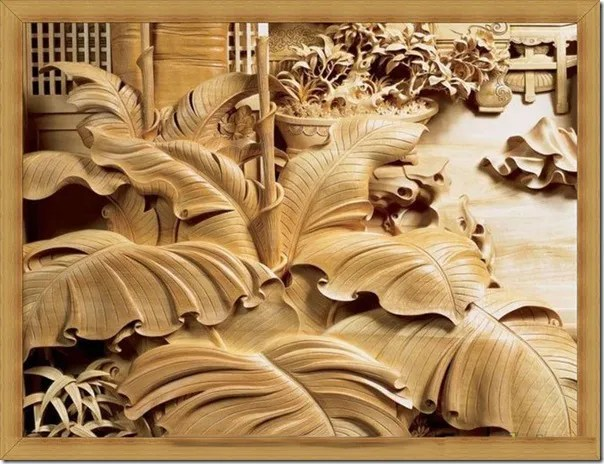 Dongyang wood carving