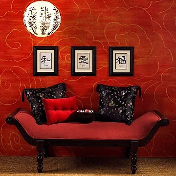 Chinese home decor