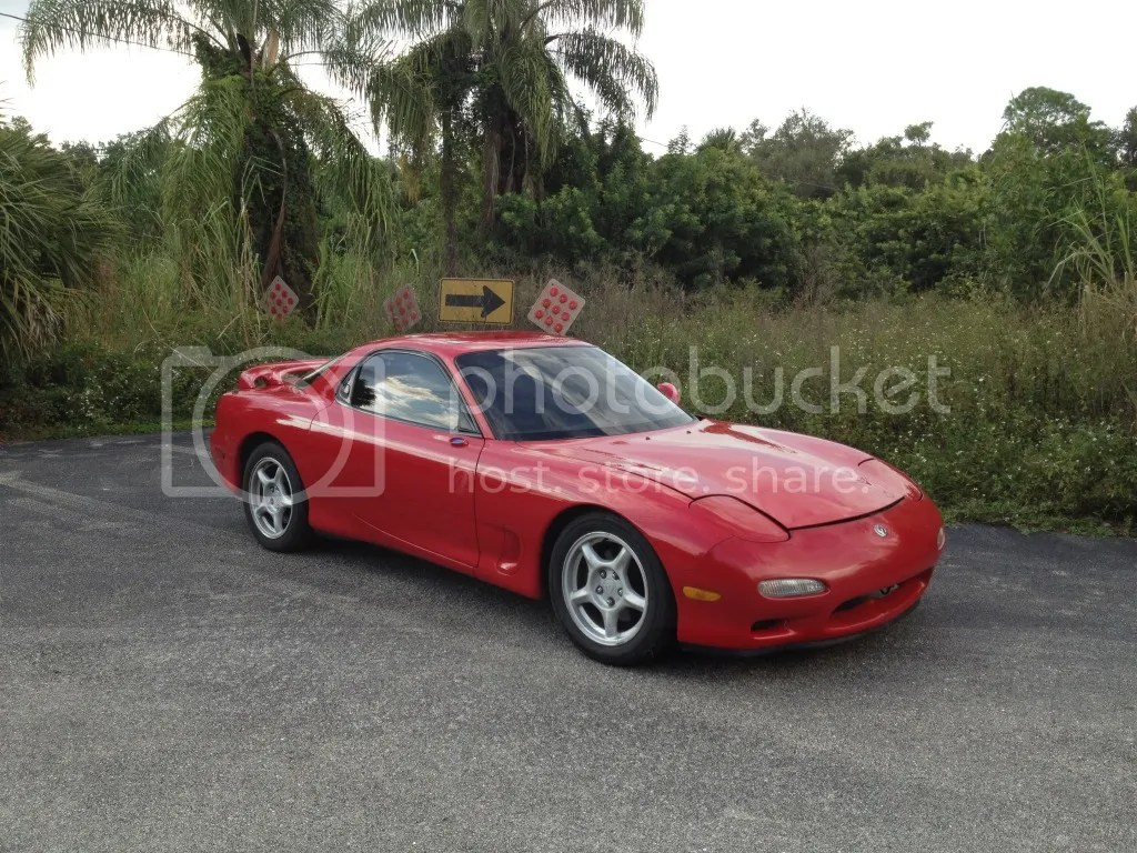 hight resolution of 1993 mazda rx7 with lsx swap