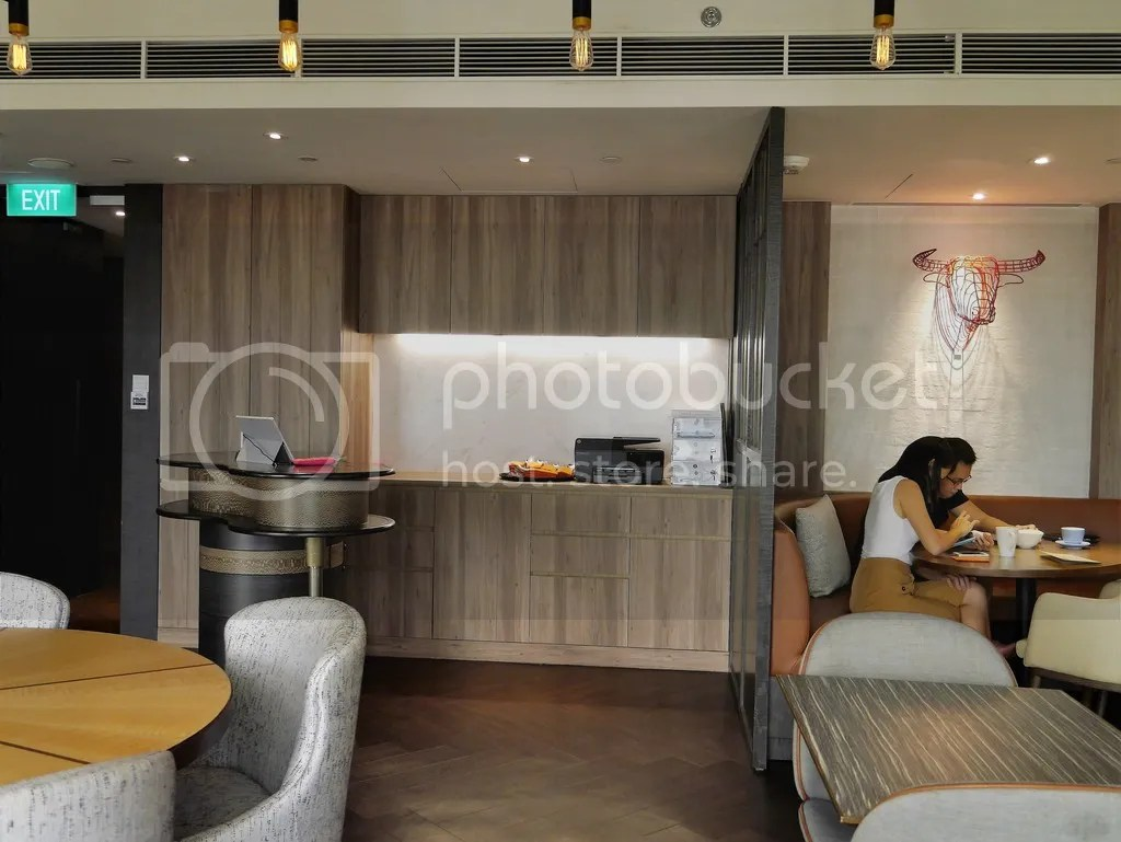 club lounge business, hotel jen tanglin