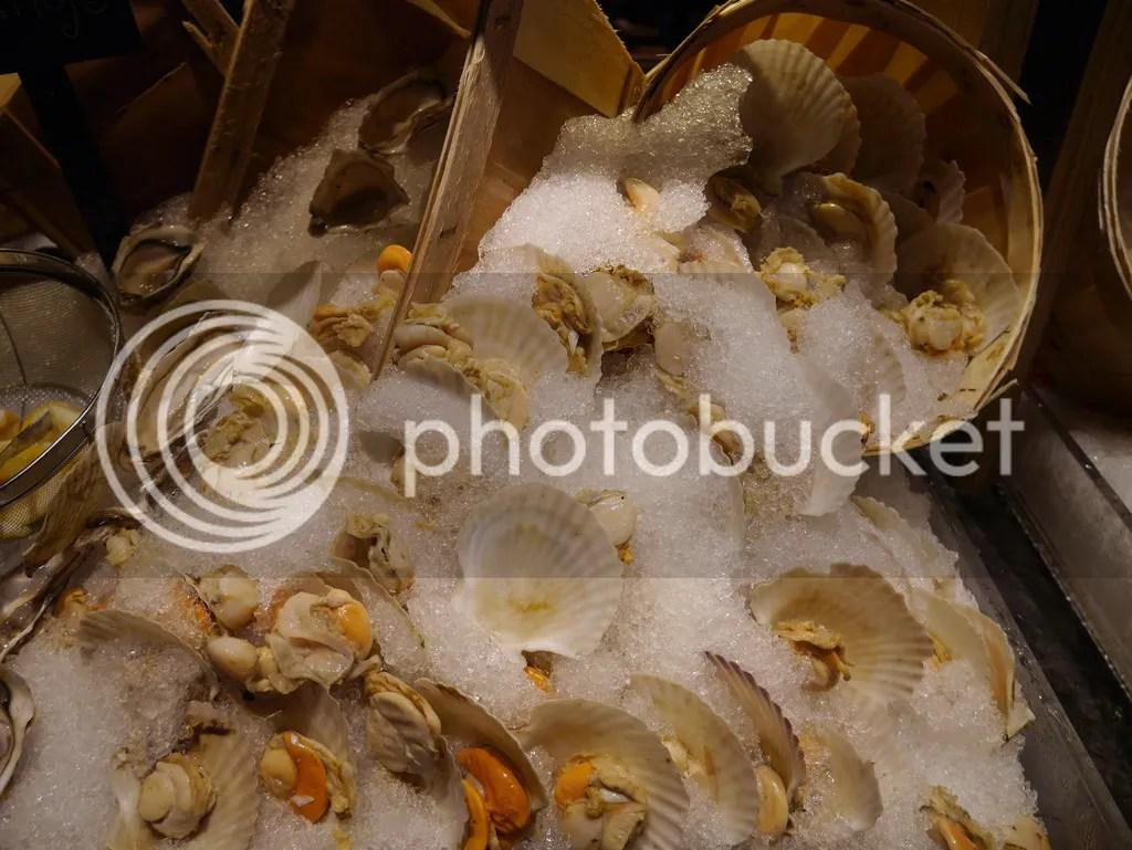 J65 Hotel Jen Tanglin seafood