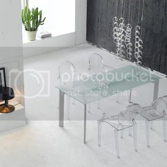 Ghost Chairs Vanity Philipe Starck Louis Clear Arm Side Dining Chair Ebay