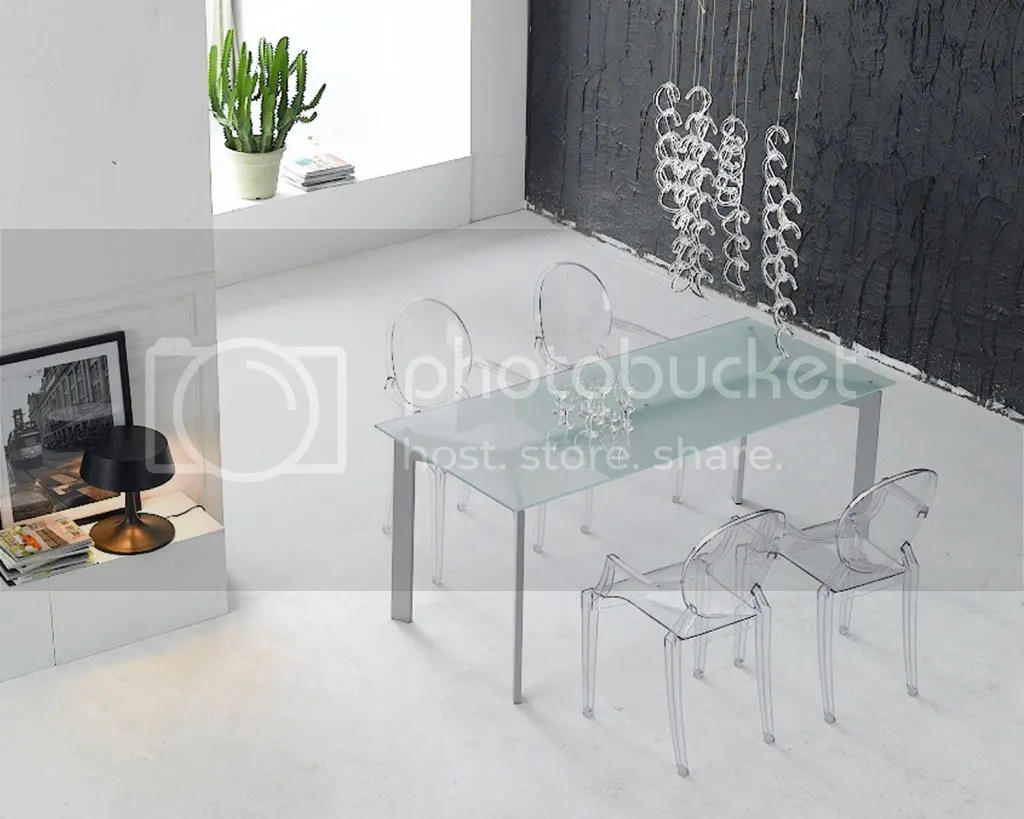 Ghost Chairs Philipe Starck Louis Ghost Clear Arm Side Dining Chair Ebay