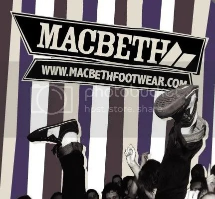 macbeth foot wear
