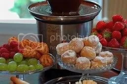 chocolate fondue Pictures, Images and Photos