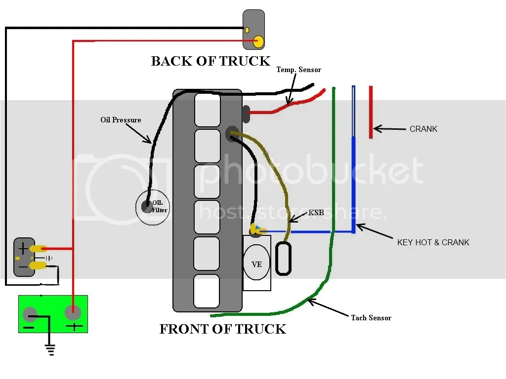cummins wiring diagram 2006 chevy trailblazer parts 1987 ford 12 valve conversion diesel bombers