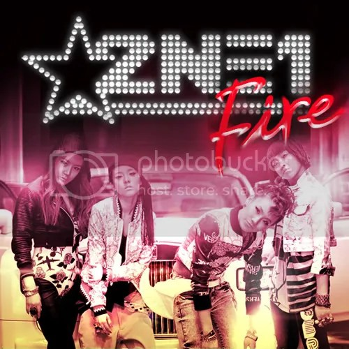 2NE1 fire Pictures, Images and Photos