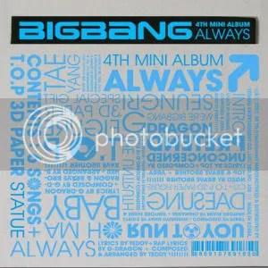 Big bang,Corea,covers