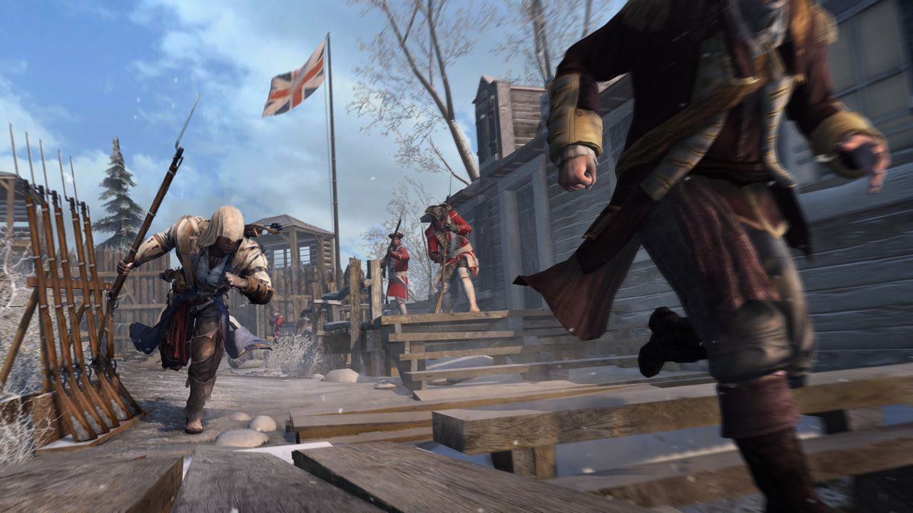 Assassin's Creed III – Deluxe Edition (Build 2174530 + All DLCs)