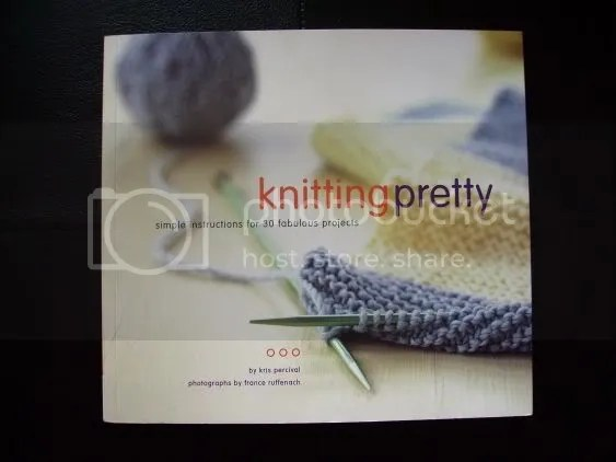 Knitting Pretty Book