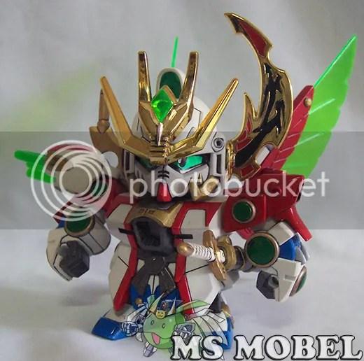 BB戰士237號-武者O傳2 擊鱗將頑馱無 - MS-MODEL