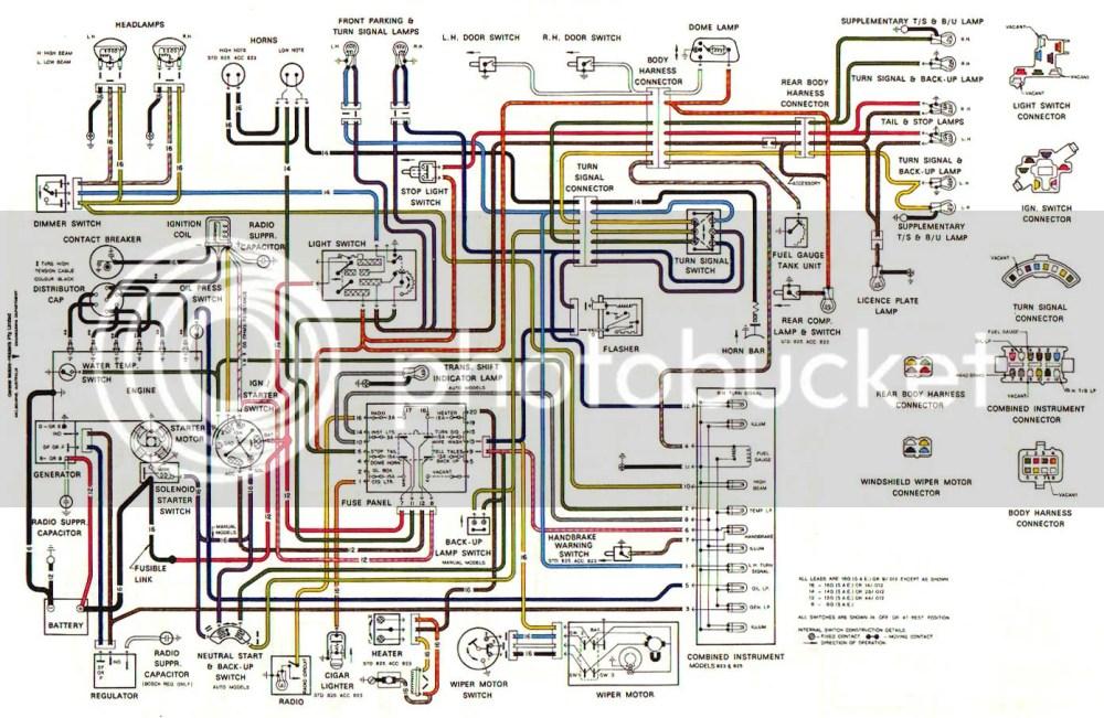 medium resolution of hq wiper motor wiring diagram wiring librarylj torana wiper motor wiring diagram lc gtr dash general
