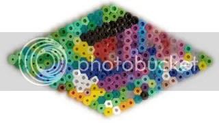 perler bead shape