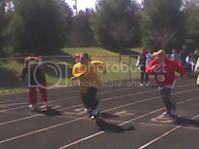 Special Olympics 50 Meter Dash