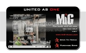 send MiG's ecard and download United as One