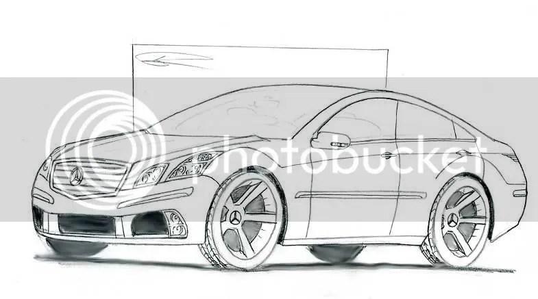 Sneak Peek: 2010 Mercedes E-Class