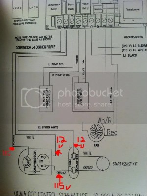 115v AC wiring help With diagram  Offshoreonly