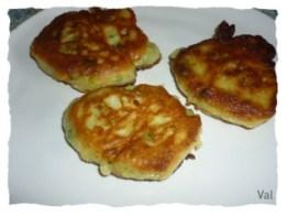 Blog de valsixt : Les gourmandises de Val, Beignets de courgettes.