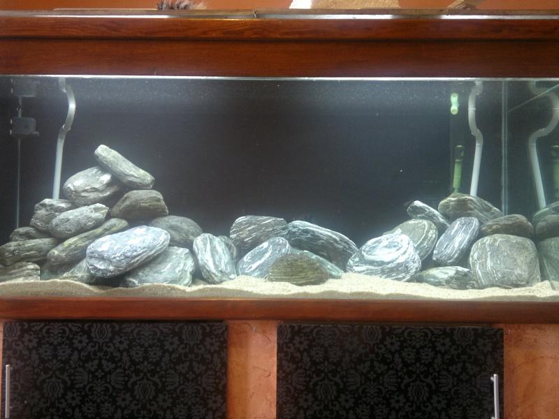 Deco Galet Aquarium
