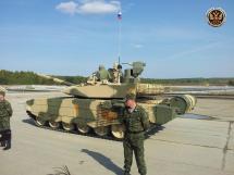 New Russian Tanks T 90