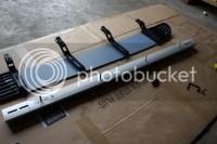 VWVortex.com - DIY: Thule 872XT Fairing on Votex Roof Racks