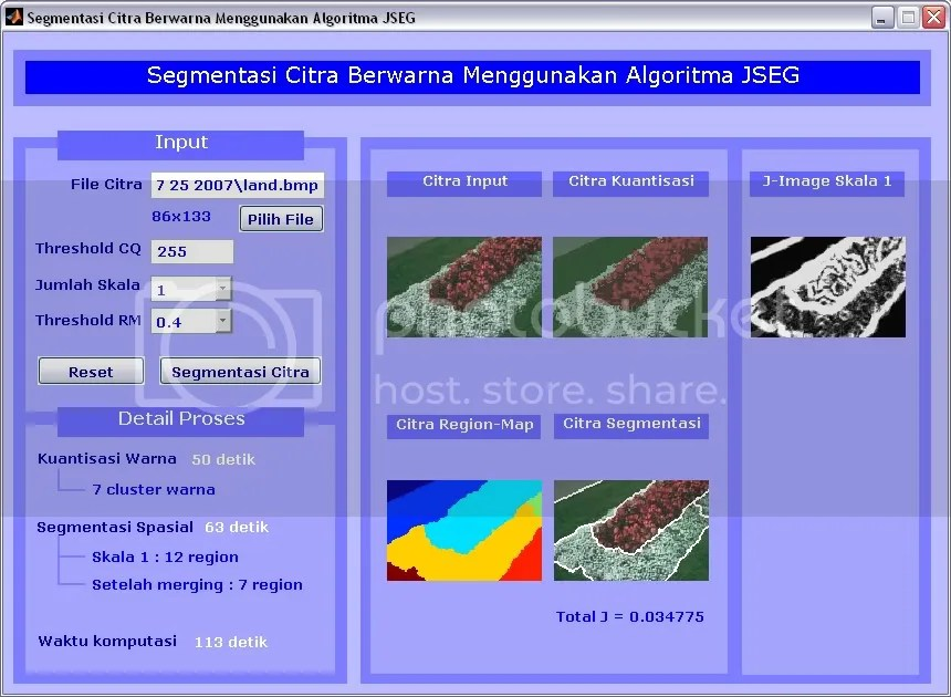Screenshot TA