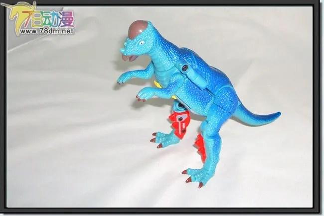 变形金刚超能勇士系列玩具 G1肿头龙 78动漫模型玩具网 变形金刚玩具