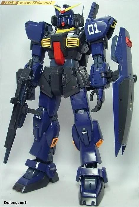 Gundam Mk II Titans Mk PG PG PG