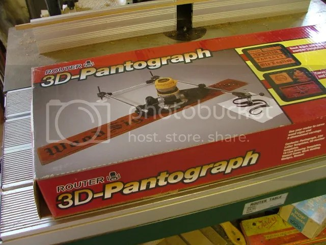 How To Build A Pantograph Router
