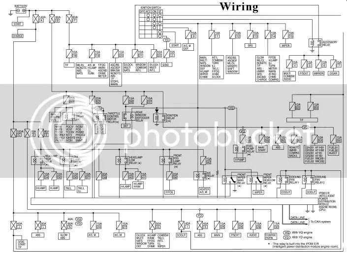 [DIAGRAM] Nissan Navara User Wiring Diagram FULL Version