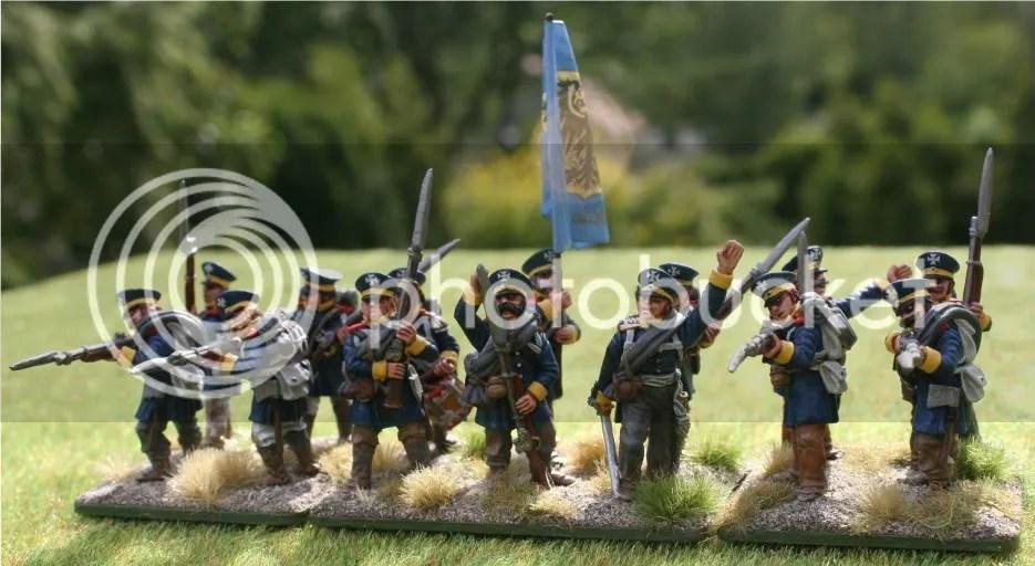 2tes Battalion, 14te Schlesische Landwehr