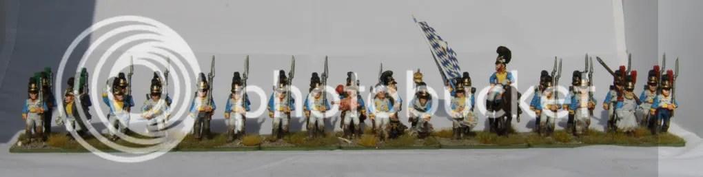 """4. Bayrisches Linien-Infanterie-Regiment """"Herzog von Sachsen-Hildburghausen"""""""