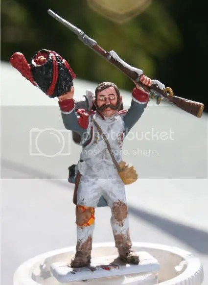 Jubilant grenadier
