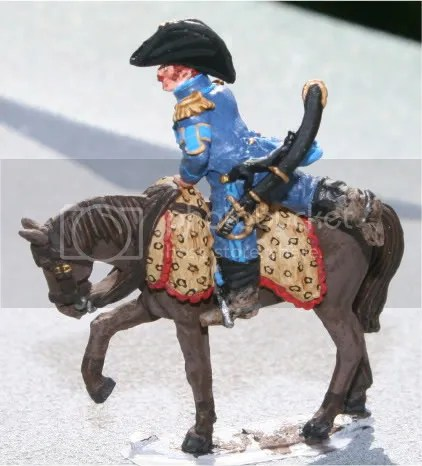 Mounted messanger