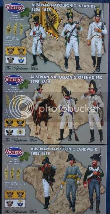 Victrix Austrian boxes