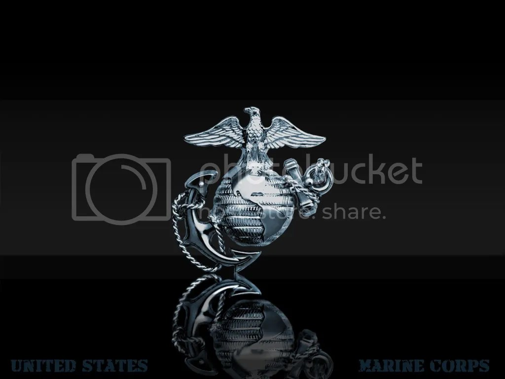 usmc Background