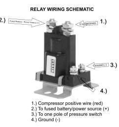 viair compressor pressure switch relay wiring diagram [ 1024 x 910 Pixel ]