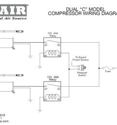 viair 280c black on silver dual pack 150 psi max air ride suspension wiring diagram  [ 1024 x 787 Pixel ]
