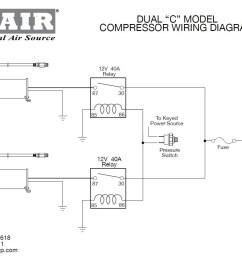 Viair Horn Wiring Diagram - horn wire schematics wiring ... on
