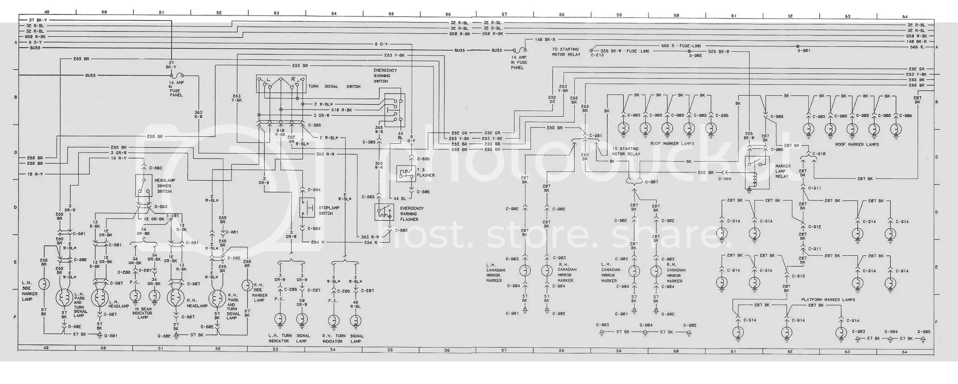 hight resolution of 1960 ford f100 wiring harness explained wiring diagrams rh sbsun co 1999 ford truck wiring diagram