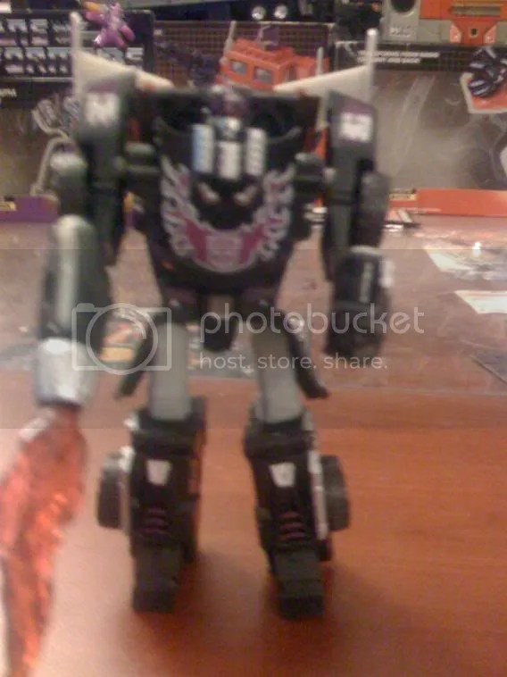 Botcon 2008 Shattered Glass Evil Autobot Rodimus Robot Mode