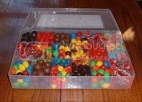 Personalized Candy Box